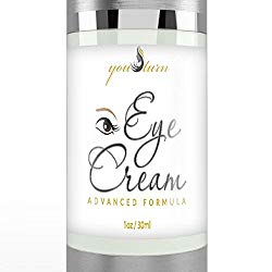 Eye Cream For Dark Circles and Puffiness and Under Eye Bags – Perfect Under Eye Cream For Women & Men – Highest Quality Eye Wrinkle Cream With Advanced Ingredients For Eye Cream Anti Aging – 30ml