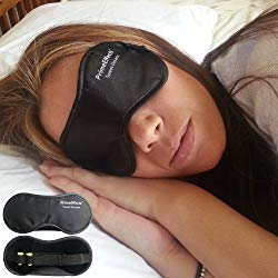 PrimeEffects™ Sweet Dreams Sleep Mask with Ear Plugs