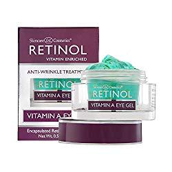 Skincare LdeL Cosmetics Retinol Eye Gel.5-Ounce Jar