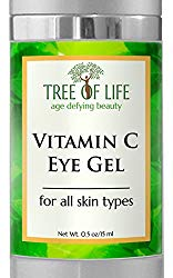 ToLB Vitamin C Anti Aging Eye Moisturizer Cream – Anti Aging Anti Wrinkle Eye Cream Vitamin C Eye Gel
