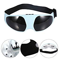 Electric Eye Massager, Asixx New Useful Electric Relieve Fatigue Healthy Migraine Mask Forehead Eye Massager Health Care Effective to Alleviate Eye Fatigue Without Side Effects