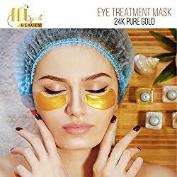 Under Eye Mask | Under Eye Bags Treatment | Eye Mask for Puffy Eyes | Eye Mask for Dark Circles | Collagen Eye Mask | Under Eye Patches | Eye Pads | (15 pairs)