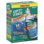 Alcon OPTI-FREE Replenish Multi-Purpose Disinfecting Solution 10 oz (3 pack)