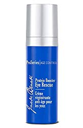 Jack Black – Protein Booster Eye Rescue, 0.5 fl oz – ProSeries Age Control, Matrixyl Synthe'6, Helps Diminish Crow's Feet and Fine Lines, Helps Minimize Appearance of Expression Lines