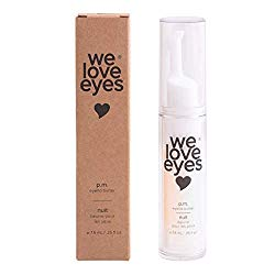 We Love Eyes – PM Eyelid Butter – Reduce appearance of fine lines, dark circles, dry eyelid skin – Intelligent Spin Trap Antioxidant – Feels luxuriously emollient, protective – Prevent dehydration wh