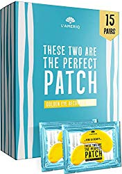 Under Eye Patches Anti Wrinkle Under Eye Mask – Reduces Fine Lines, Removes Dark Circles, Smooths and Refreshes your Face Skin – Natural Anti-aging Bags Puffiness Treatment Pads