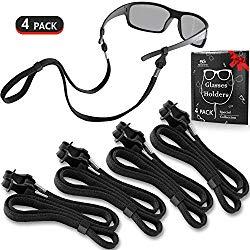 Eye Glasses String Holder Strap – Eyeglass Straps Cords for Men Women – Eyeglass Holders Around Neck – Sunglasses String Chain Lanyard Retainer