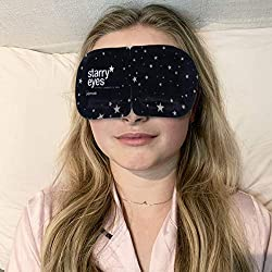 Popband London | Popmask Eye Mask | Starry Eyes | Self-Warming in 30 Seconds | Soothes & Reduces Puffyness – Destresses Eye Area | Perfect for Travel | 5 Pcs